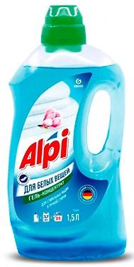 Grass ALPI гель концентрат для стирки белых вещей