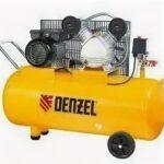 Компрессор воздушный 100 л. 2,2 кВт. 370 л/мин. 220 В. Denzel