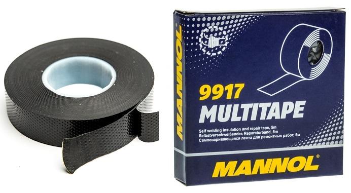 Самосваривающаяся  лента MANNOL MultiTape