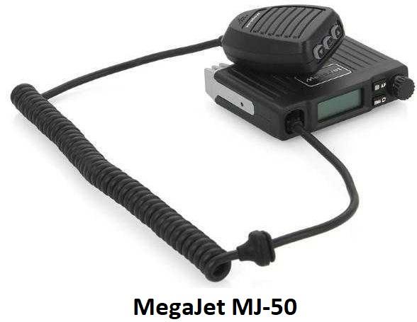 Рация 27 Мгц. Megajet MJ-50